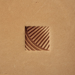 Tool for leather craft. Stamp 321. Size 10x10 mm
