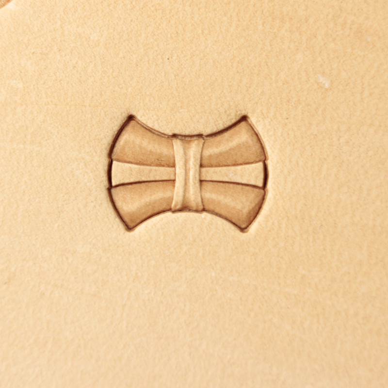 Tool for leather craft. Stamp 347. Size 10x13 mm