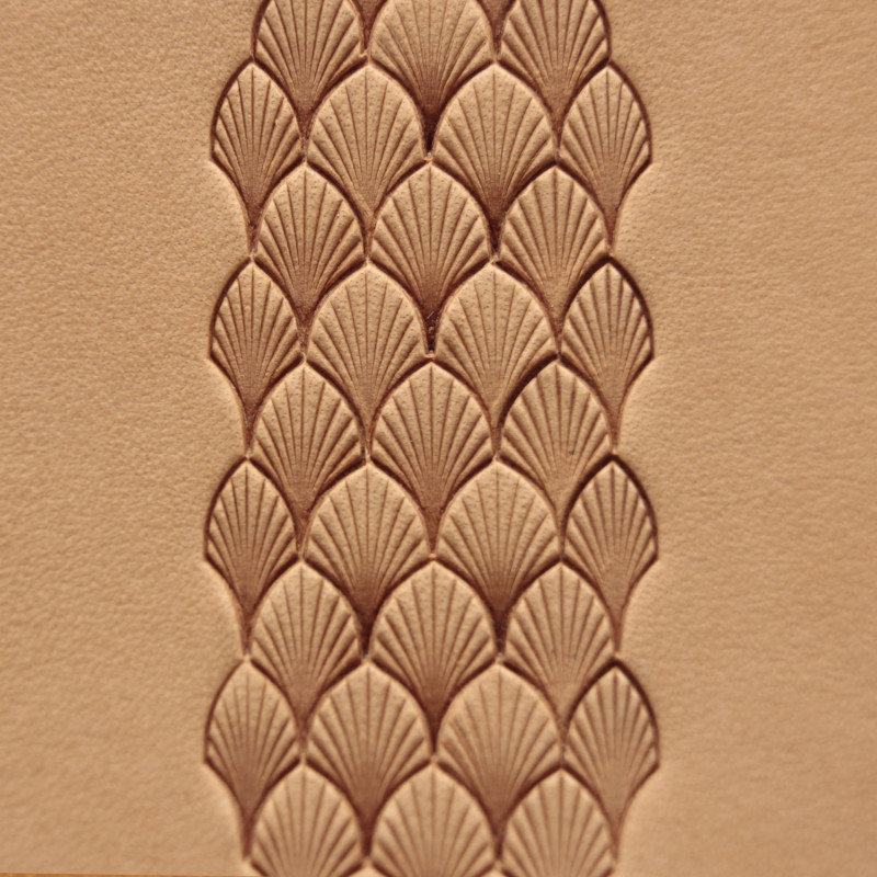 Tool for leather craft. Stamp 230 kit. Size 8x12 mm